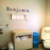 Baby Name On Wall (สินค้าสั่งทำ)
