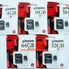 Kingston Memory Micro SD Card