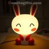 โคมไฟกระต่ายแดง
