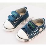 รองเท้าเด็กแฟชั่น สีกรม แพ็ค 5 คู่ ไซส์ 21-22-23-24-25