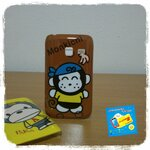 Cartoon Case for Samsung Galaxy Y Dous : 003