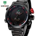 นาฬิกา WEIDE 2 ระบบ เข็ม และ LED ดิจิตอล