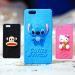 3D Silicone case for oppo R1