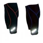กางเกงขาสั้น X-FOX เป้าเจล 99D มีแถบสะท้อนแสง รุ่น XS08