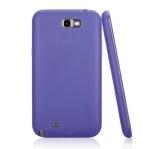 เคสเทพ Note2 เคสมือถือสุดหรูจาก GGMM Pure SN Series purple
