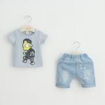 ชุดเซตเสื้อ+กางเกง