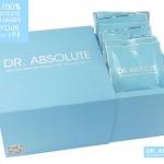 1 กล่อง DR. ABSOLUTE Collagen คอลลาเจนผง บริสุทธิ์ 100% นำเข้าจากเยอรมัน เพื่อผิวขาวกระจ่างใส ลดริ้วรอยเหี่ยวย่น ปลอดภัย มี อย. ส่งฟรี EMS