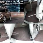 พรมปูพื้นรถยนต์ Chevrolet Captiva