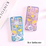 เคส iphone 5s / 5 พลาสติก PC สกรีนลายน่ารักๆ ราคาส่ง ขายถูกสุดๆ
