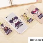 เคส iphone 6 plus 5.5 นิ้ว ซิลิโคน TPU การ์ตูนดิสีนีย์ในแบบโหดๆ สุดเท่ ราคาถูก