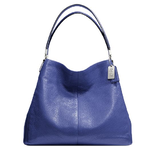 Pre-Order Coach MADISON SMALL PHOEBE SHOULDER BAG IN LEATHER STYLE NO. 26224