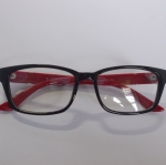 กรอบแว่นตาเกรด A พร้อมเลนส์กรองแสง รุ่น 20