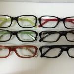 กรอบแว่น 3211 53#16-135 ดำเขียวเข้ม ดำเขียวอ่อน ดำดำ กระ ดำแดง แดง