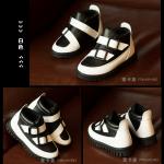 รองเท้าเด็กแฟชั่น สีขาว แพ็ค 5 คู่ ไซส์ 26-27-28-29-30