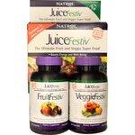 # ผักผลไม้ # Natrol, JuiceFestiv, The Ultimate Fruit and Veggie Super Food, 2 Bottles, 120 Capsules
