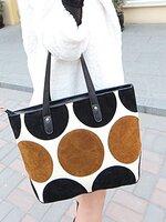 กระเป๋าแฟชั่น Maomaobag - 074 สี Brown (FREE จัดส่ง)