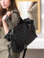 กระเป๋าแฟชั่น PG - 030 สีดำ (FREE จัดส่ง)