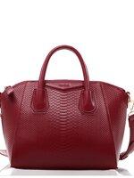 กระเป๋าแฟชั่น Axixi - 241 สี Red  (Free จัดส่ง)