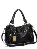 กระเป๋าแฟชั่น BBB - 002 สี Black  (FREE จัดส่ง)