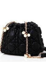 กระเป๋าแฟชั่น Axixi - 225 สี Black (Free จัดส่ง)
