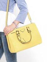 กระเป๋าแฟชั่น Axixi - 132 สี Yellow (Free จัดส่ง )