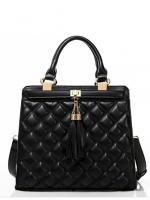 กระเป๋าแฟชั่น Axixi - 243 สี Black (Free จัดส่ง)