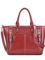 กระเป๋าแฟชั่น Maomaobag - 095 สี ฺRed (พร้อมส่ง)