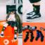 ถุงเท้ายาว สีชมพู แพ็ค 10 คู่ ไซส์ M (ประมาณ 3-5 ปี) thumbnail 2
