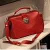 [พร้อมส่ง]กระเป๋า Axixi รหัส AX0011 กระเป๋าแฟชั่นเกาหลี (สีแดง)