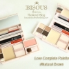 Bisous Bisous Love Complete Makeup Palette Natural Brown #1