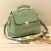 กระเป๋าสะพาย Xiaocai สีเขียว
