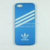 Hard Case iphone 5  adidas BLUE