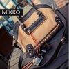กระเป๋าสะพาย สีน้ำตาล-Mikko