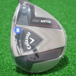 (New) Fairway Wood Callaway Razr Fit 5 wood ก้าน Callaway 60 g Flex R พร้อม cover