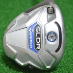 TAYLORMADE SLDR FAIRWAY 15* 3 WOOD FUJIKURA SPEEDER 77 FLEX S LH