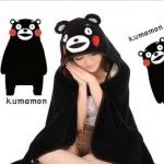 ผ้าคลุมหมีคุมาม่อน**พร้อมส่ง**