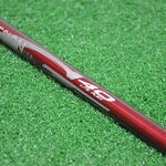GRAPHITE DESIGN G-SERIES RED 40 LADIES FLEX DRIVER SHAFT W/ TAYLORMADE ADAPTER