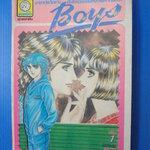 Boys สนพ.ยอดธิดา จำนวน 5 เล่มจบ
