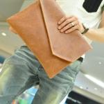 กระเป๋าถือแฟชั่น 2012 Korean Clutch