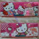 กล่องดินสอ 2 ชั้น ลายการ์ตูน Hello Kitty 11