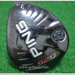 PING G25 FAIRWAY 15* 3 WOOD / TFC 189F FLEX S