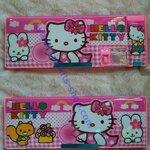 กล่องดินสอ 2 ชั้น ลายการ์ตูน Hello Kitty 13