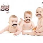 จุกหลอกรูปหนวดสุดเก๋จากแบรนด์ Mustachifier ของแท้มี package ในห้าง 890 บาท ขายเพียง 450 บาทเท่านั้น