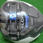 NEW TAYLORMADE SLDR WHITE DRIVER 12*