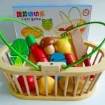 รหัสสินค้า 335 / Fruit Game - หั่นผักทำอาหาร (อ่านรายละเอียดด้านในค่ะ)