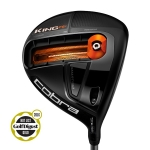 NEW 2016 COBRA KING F6+ BLACK DRIVER / MATRIX OZIK F6 FLEX S