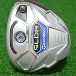 TAYLORMADE SLDR 19* 5 WOOD SPEEDER 77 BY FUJIKURA FLEX R