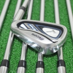 MIZUNO JPX 800 IRONS #4 - PW DYNALITE GOLD XP FLEX R