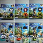 เลโก้ ชิม่า CHIMA BATTLE SPIN เซ็ต A (แถมฟรีการ์ดพลาสติก CHIMA 1ชุด)