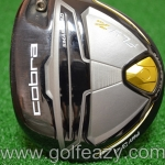 COBRA FLY-Z BLACK 3-4 WOOD / MATRIX VLCT ST 75 FLEX S